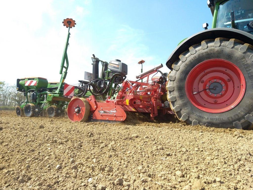 Préparation de semis