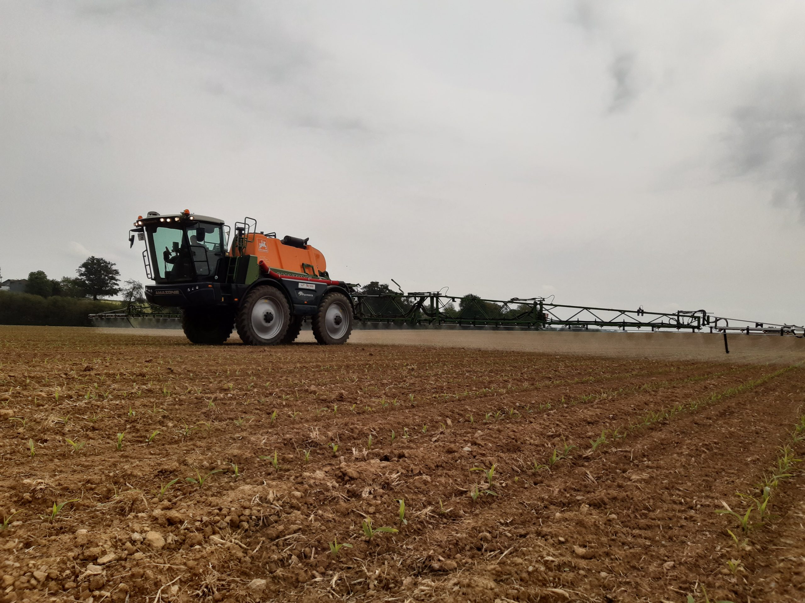 Travaux Agricoles- Traitement